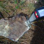 Probenvorauswahl im Gelände mittels Tragbarer XRF-Geräte